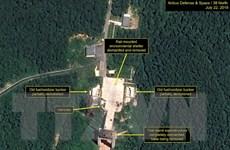 """""""Gáo nước lạnh"""" dội vào nỗ lực phi hạt nhân hóa Triều Tiên"""