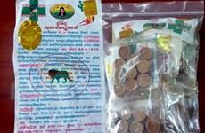 Đắk Nông: Thu giữ 'thuốc thần tiên' không rõ nguồn gốc, xuất xứ
