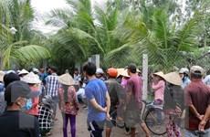 Bắt nghi can giết hại 3 người trong gia đình vợ ở Tiền Giang