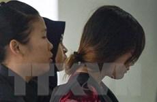 Malaysia mở phiên tòa tuyên án nghi phạm Đoàn Thị Hương
