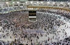 Công dân Qatar không thể tham dự lễ hành hương Haji tới Saudi Arabia