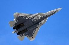 Bộ Quốc phòng Nga sắp ký hợp đồng mua máy bay tiêm kích Su-57