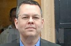 Mỹ không chấp nhận điều kiện của Thổ Nhĩ Kỳ để thả mục sư Brunson