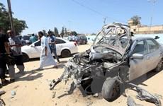 IS nhận tiến hành vụ tấn công vào trạm kiểm soát ở phía Tây Libya