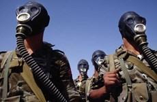 Hezbollah: Phương Tây đang chuẩn bị cho vụ tấn công hóa học tại Syria