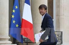 Bộ trưởng Môi trường Pháp Nicolas Hulot tuyên bố từ chức