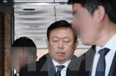 Chủ tịch tập đoàn Lotte Shin Dong-bin bị đề nghị mức án 14 năm tù