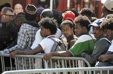 Cuộc khủng hoảng người di cư vẫn ám ảnh cả châu Âu