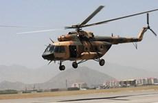Ít nhất 10 người thương vong trong vụ rơi trực thăng ở Afghanistan