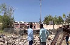 Ít nhất 20 người thương vong sau vụ đánh bom liều chết ở Somalia