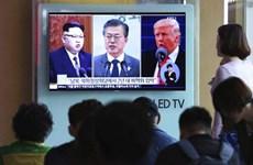 """Hàn Quốc đang """"mắc kẹt"""" trong mối quan hệ giữa Mỹ và Triều Tiên"""