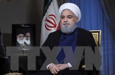 Tổng thống Iran kêu gọi Mỹ chấm dứt sự hiện diện quân sự ở Syria