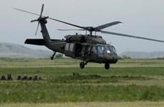 6 người đã thiệt mạng trong vụ rơi trực thăng tại Nepal