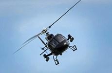 Nepal: Rơi máy bay trực thăng ở ngoại ô thủ đô Kathmandu