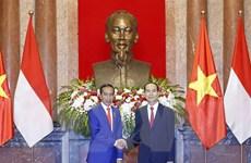 Báo chí Indonesia đánh giá chuyến thăm Việt Nam của Tổng thống Widodo