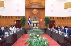Cuba luôn ưu tiên phát triển quan hệ hữu nghị với Việt Nam