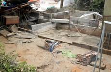 Kiểm điểm, làm rõ trách nhiệm vụ vỡ hồ chứa nước thải ở Lào Cai