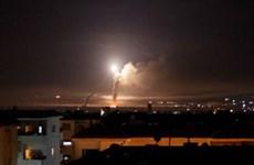 Truyền thông Syria: Hệ thống phòng không đã bắn hạ tên lửa của Israel