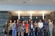 Tăng cường giao lưu hữu nghị, kết nối nhân dân Việt Nam-Canada
