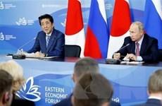 Nga và Nhật Bản sẽ tiếp tục đàm phán về hiệp ước hòa bình