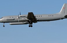 Nga xác nhận máy bay quân sự bị tên lửa S-200 của Syria bắn rơi
