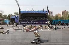 Nhiều phụ nữ, trẻ em thiệt mạng trong vụ tấn công lễ diễu binh Iran