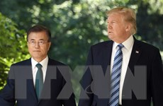 Lịch trình làm việc của Tổng thống Hàn Quốc Moon Jae-in tại New York
