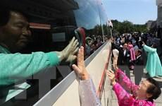 Bộ Thống nhất Hàn Quốc cam kết hỗ trợ các gia đình ly tán