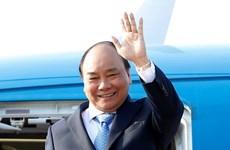 Thủ tướng Nguyễn Xuân Phúc đến New York dự phiên thảo luận ĐHĐ LHQ