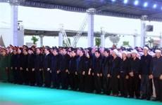 [Video] Lễ truy điệu Chủ tịch nước Trần Đại Quang tại Ninh Bình