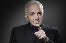 """Vĩnh biệt ca sỹ Charles Aznavour - """"Frank Sinatra của nước Pháp"""""""