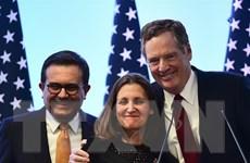Thỏa thuận NAFTA hồi sinh với tấm áo mới mang tên USMCA