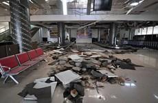 Động đất, sóng thần Indonesia: Sân bay ở Palu sắp hoạt động trở lại