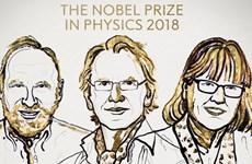 Nobel Vật lý 2018 mở đường cho việc chế tạo dụng cụ phẫu thuật mắt
