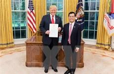 'Hoa Kỳ cam kết tôn trọng thể chế chính trị của Việt Nam'
