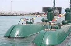 """Iran sản xuất thành công 2 tàu ngầm """"công nghệ tinh vi nhất thế giới"""""""