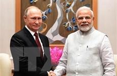 Tuyên bố chung Ấn Độ-Nga hoan nghênh thỏa thuận mua bán S-400
