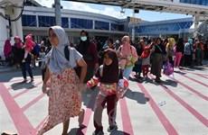 Indonesia vẫn đang nỗ lực khắc phục hậu quả sau động đất
