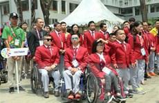 Indonesia công bố mức thưởng cho vận động viên khuyết tật