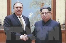 Ngoại trưởng Mỹ tràn trề hy vọng về cuộc đối thoại với ông Kim Jong-un