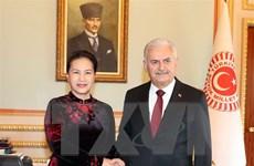 'Thổ Nhĩ Kỳ là đối tác hàng đầu của Việt Nam tại Nam Âu-Trung Đông'