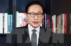 Cựu Tổng thống Hàn Quốc Lee Myung-bak kháng cáo mức phạt 15 năm tù