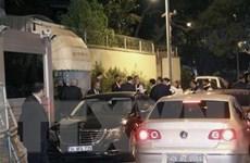 Thổ Nhĩ Kỳ khám xét nhà riêng Tổng lãnh sự Saudi Arabia tại Istanbul