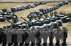 """Nga hy vọng NATO """"đủ khôn ngoan"""" để không xảy ra chiến tranh lớn"""