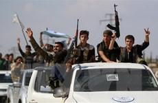 Syria: Phiến quân chuyển đạn dược có chứa chất cấm tới Idlib
