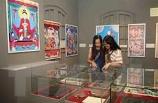 Cơ hội tìm hiểu về các dòng tranh dân gian Việt Nam tại Văn Miếu