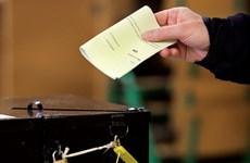 Người dân Ireland bắt đầu đi bầu tổng thống nhiệm kỳ mới