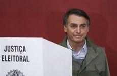 Ứng cử viên cực hữu Jair Bolsonaro đắc cử Tổng thống Brazil