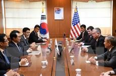 Hàn-Mỹ khẳng định chung mục tiêu phi hạt nhân hóa hoàn toàn Triều Tiên