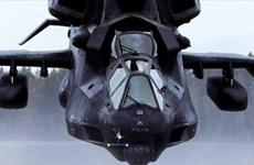 """Mẫu trực thăng tương lai của Nga gây chú ý nhờ """"động cơ đẩy"""""""
